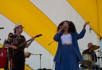 The Maria Hawkins Band